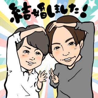 嵐の櫻井翔と相葉雅紀はダブル結婚